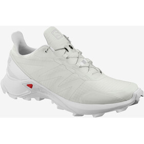 Salomon Supercross Kengät Miehet, white/white/white